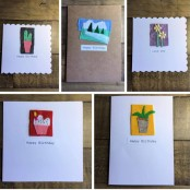 Handmade special occasion Cards